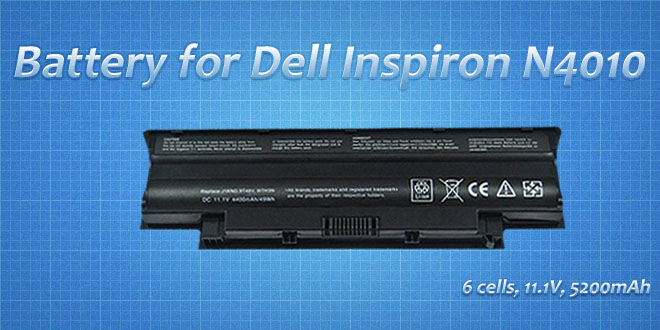 Dell Insprion N4010 battery